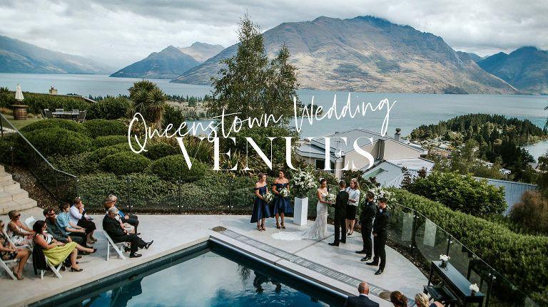 Best Wedding Venues in Queenstown New Zealand (With images ...