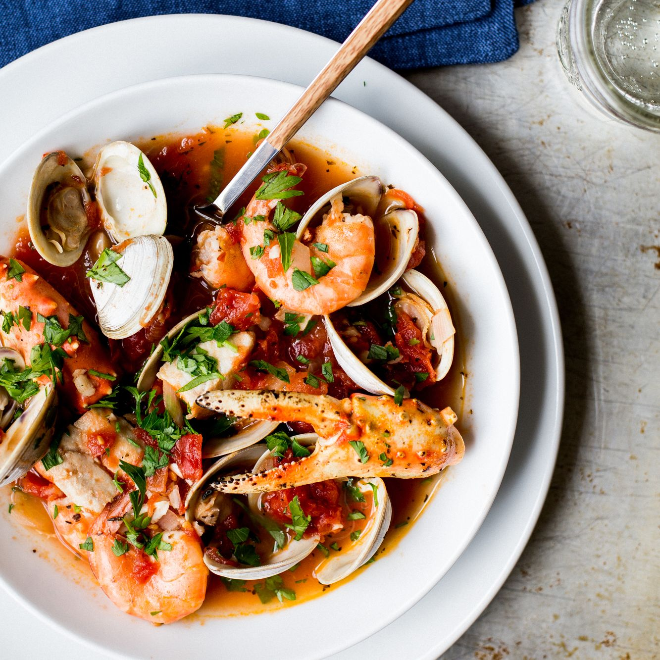 Cioppino Recipe Recipe Cioppino Recipe Recipes Soup Recipes