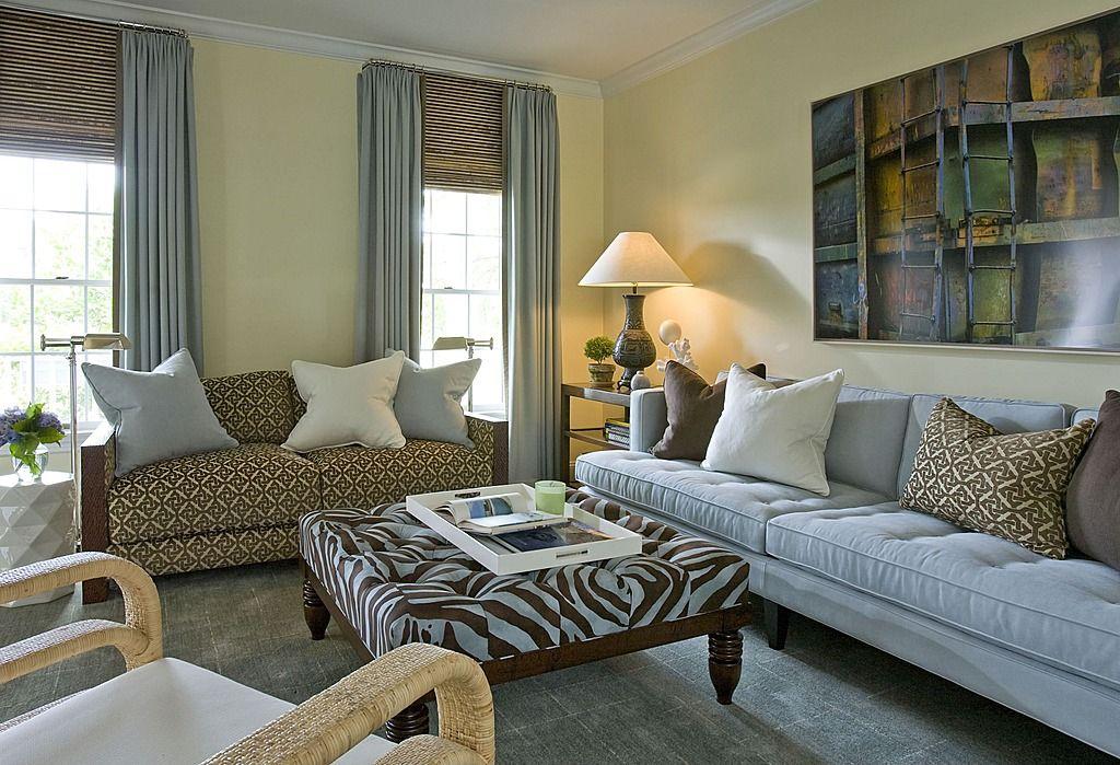 10 Best Zebra Print Living Room Decorating Ideas