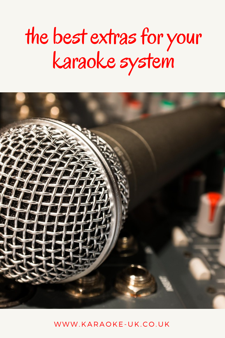 The Best Extras for a Karaoke System #karaokesystem