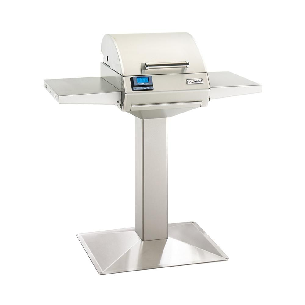 Electric E250s Patio Post Mount Grill
