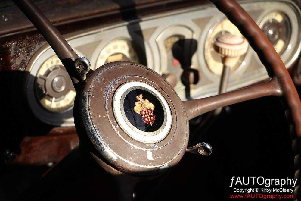 1935 Packard Twelve Victoria
