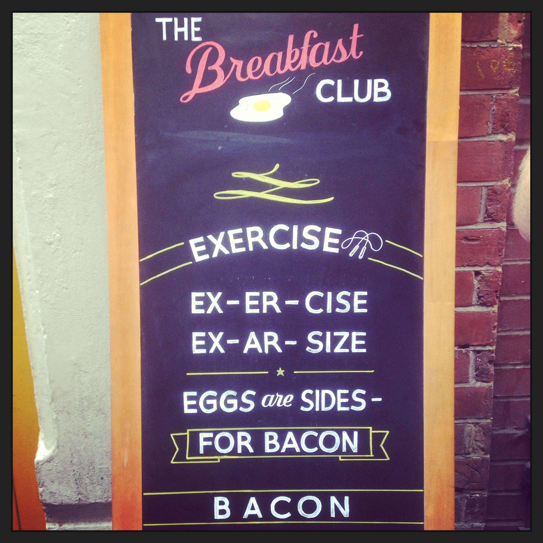 The Breakfast Club, Spitalfields