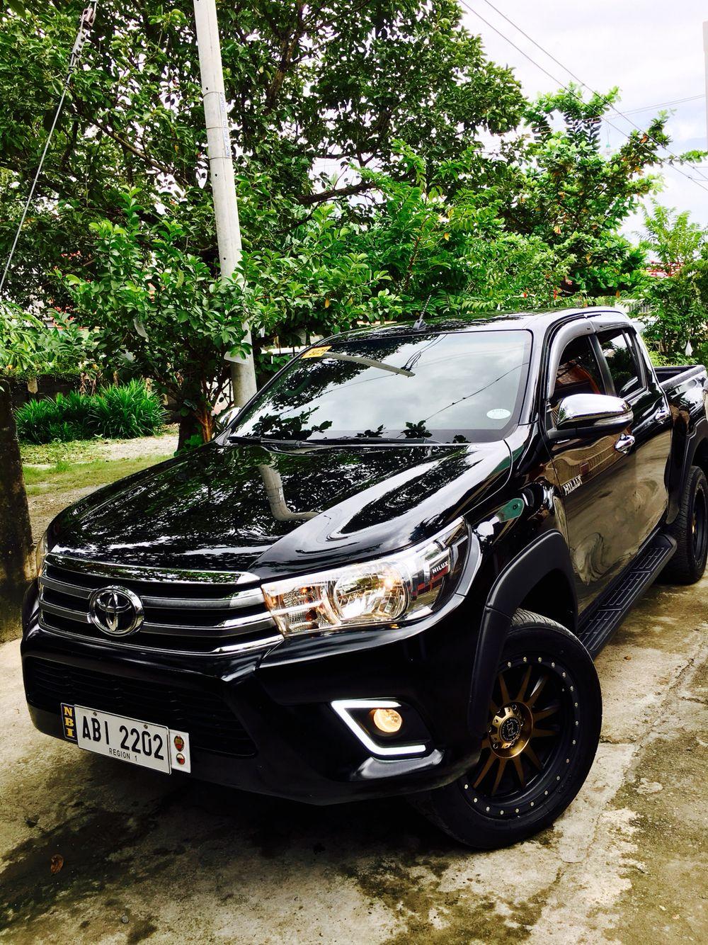 Hilux Revo Black Rhino Toyota 4x4 Cars Trucks
