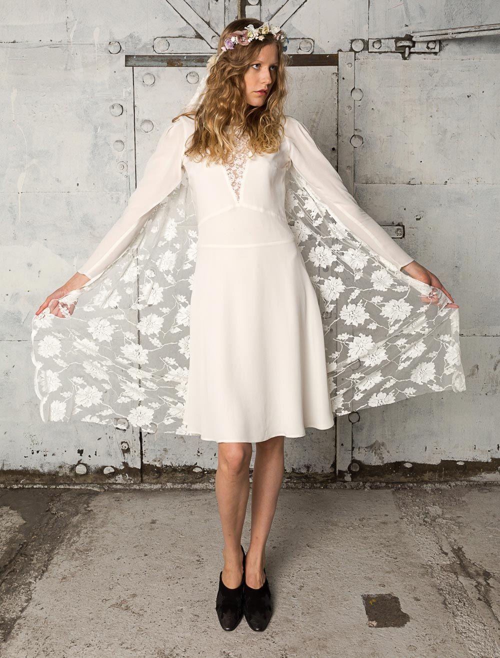 Boho Wedding Dresses  Beautiful Designs  Short wedding dresses