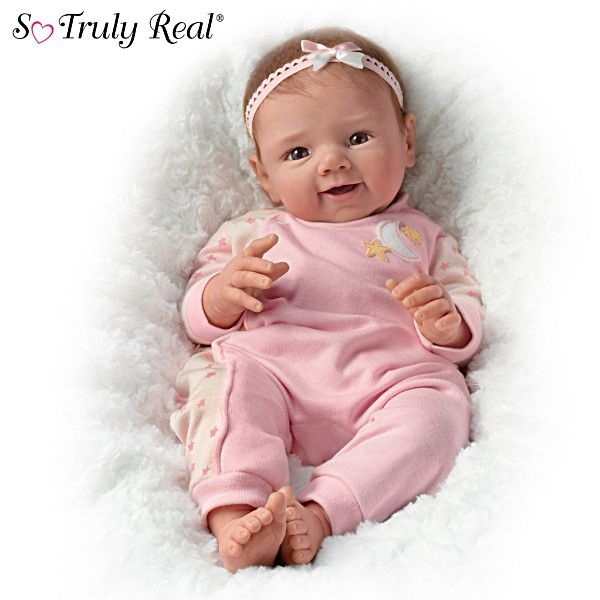 Star Light Star Bright Baby Doll Interactive Baby Dolls