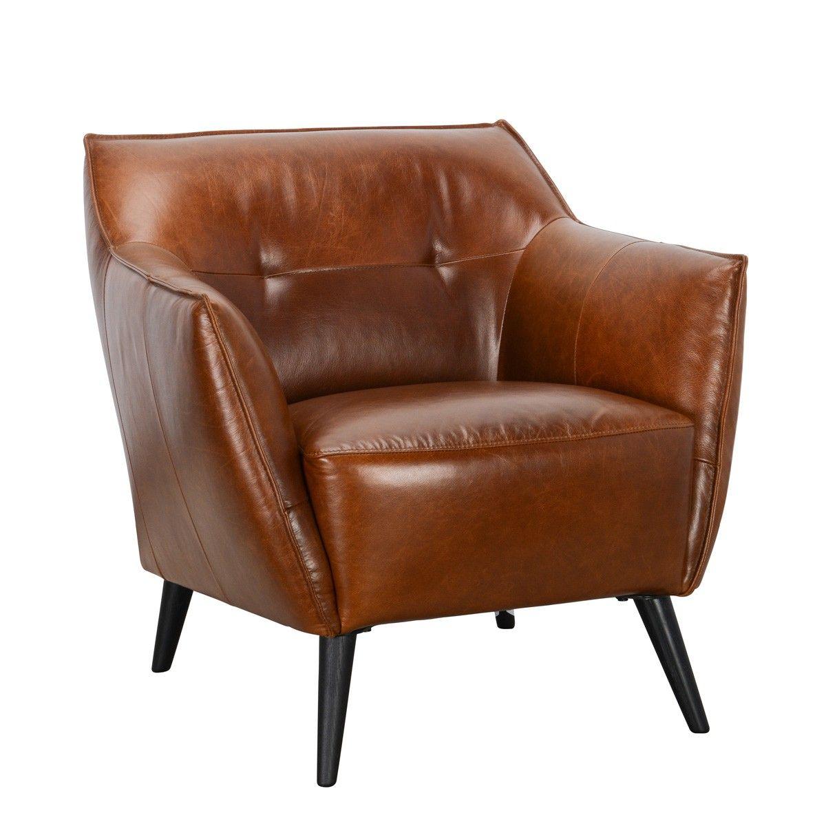 Vista Accent Chair Tobacco Seating Furniture