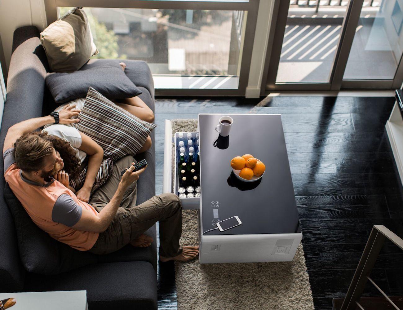 Sobro Cooler Coffee Table » Gadget Flow kidd Cool