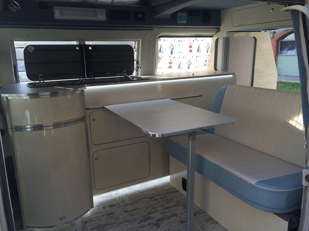 Camper Campervan Conversion Furniture For VW T25T3