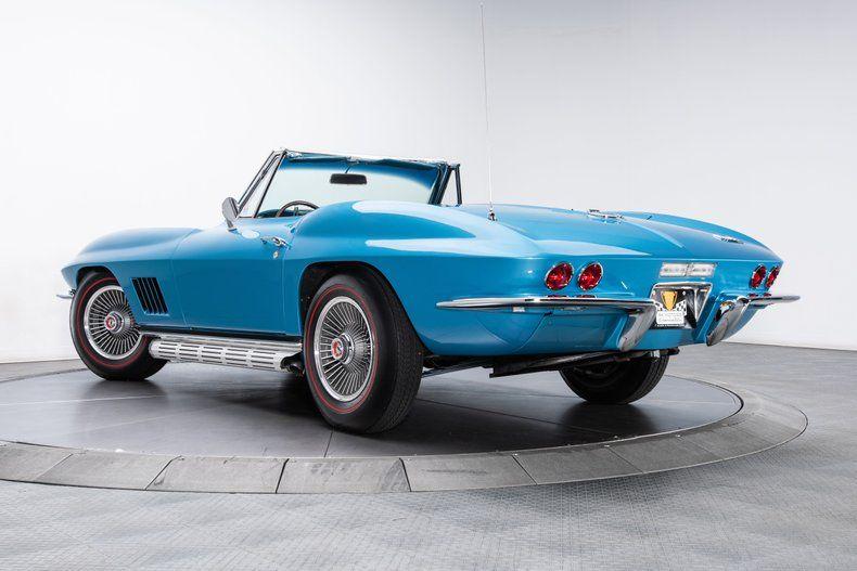 1967 Chevrolet Corvette For Sale | AllCollectorCars.com