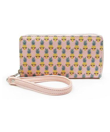Leather Zip Around Wallet - TULIPS ZIP AROUND WALLET by VIDA VIDA Red Pre Order Eastbay Outlet Latest Comfortable Cheap Online Sale Sale 2018 New GjcFr7bct