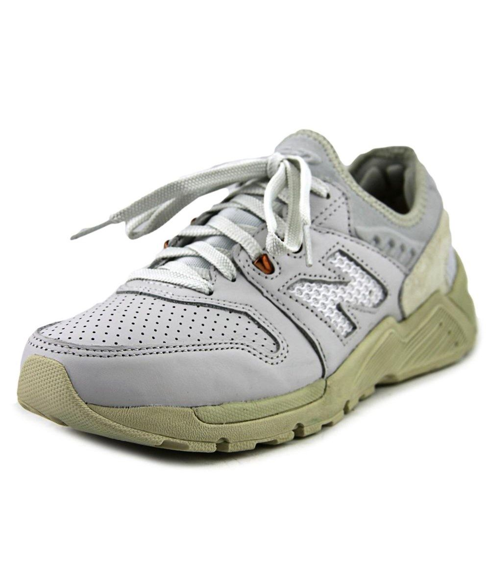 New Balance Ml009 Round Toe Synthetic Sneakers Black For Men Online