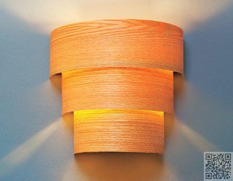 7 wood veneer strips 9 amazing diy sconces