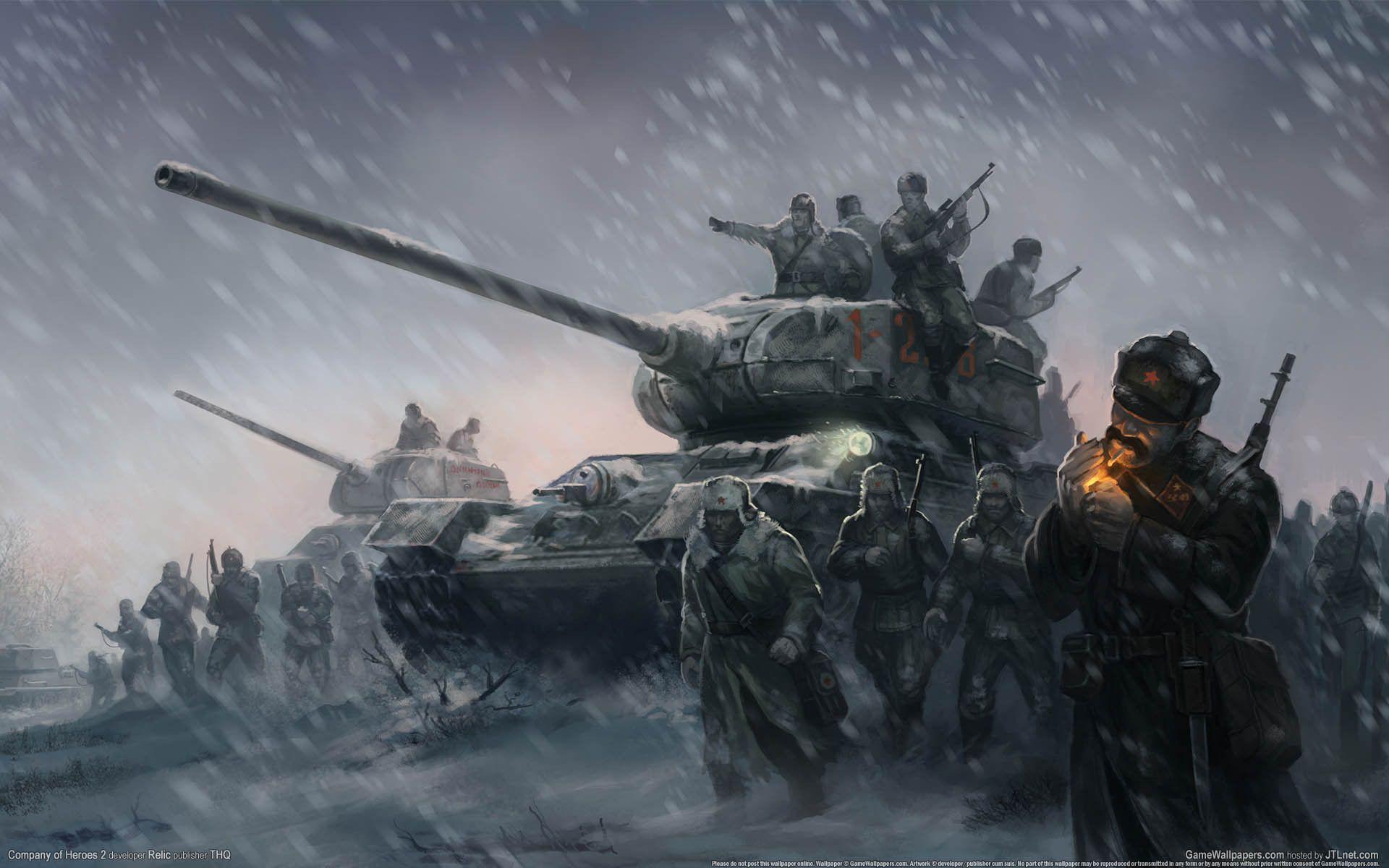 Skachat Oboi Vtoraya Mirovaya Vojna Game Wallpapers Soldiers