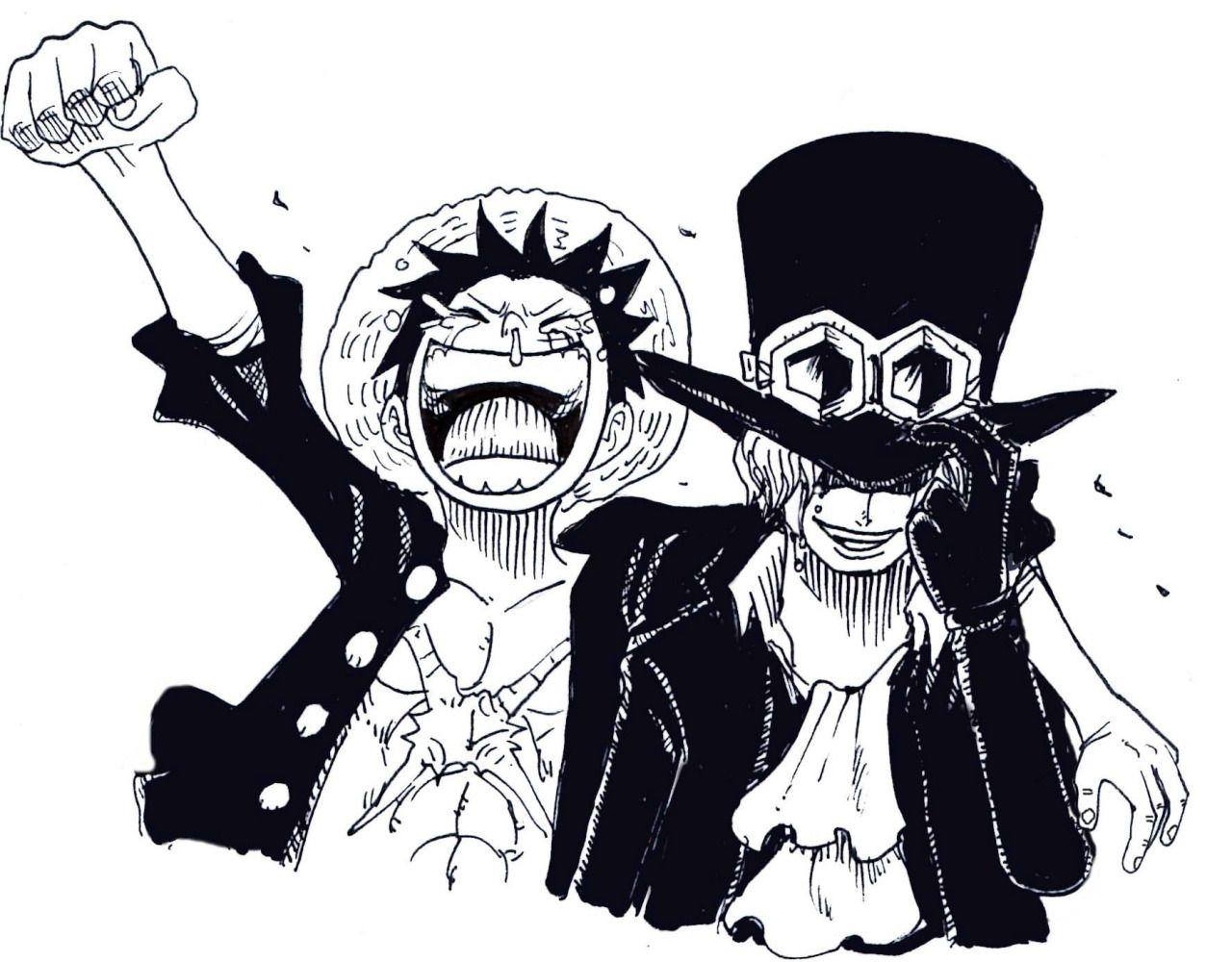 Sabo One Piece One Piece Manga Sabo One Piece One Piece Ace