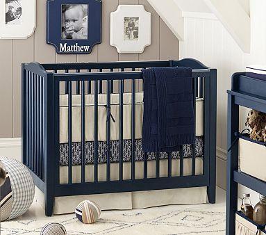 Emerson Mini Crib Amp Mattress Set Mini Crib Small Crib