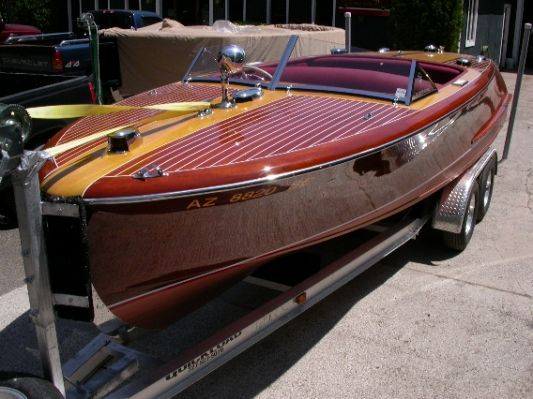 Wood Wooden Boat Restoration With