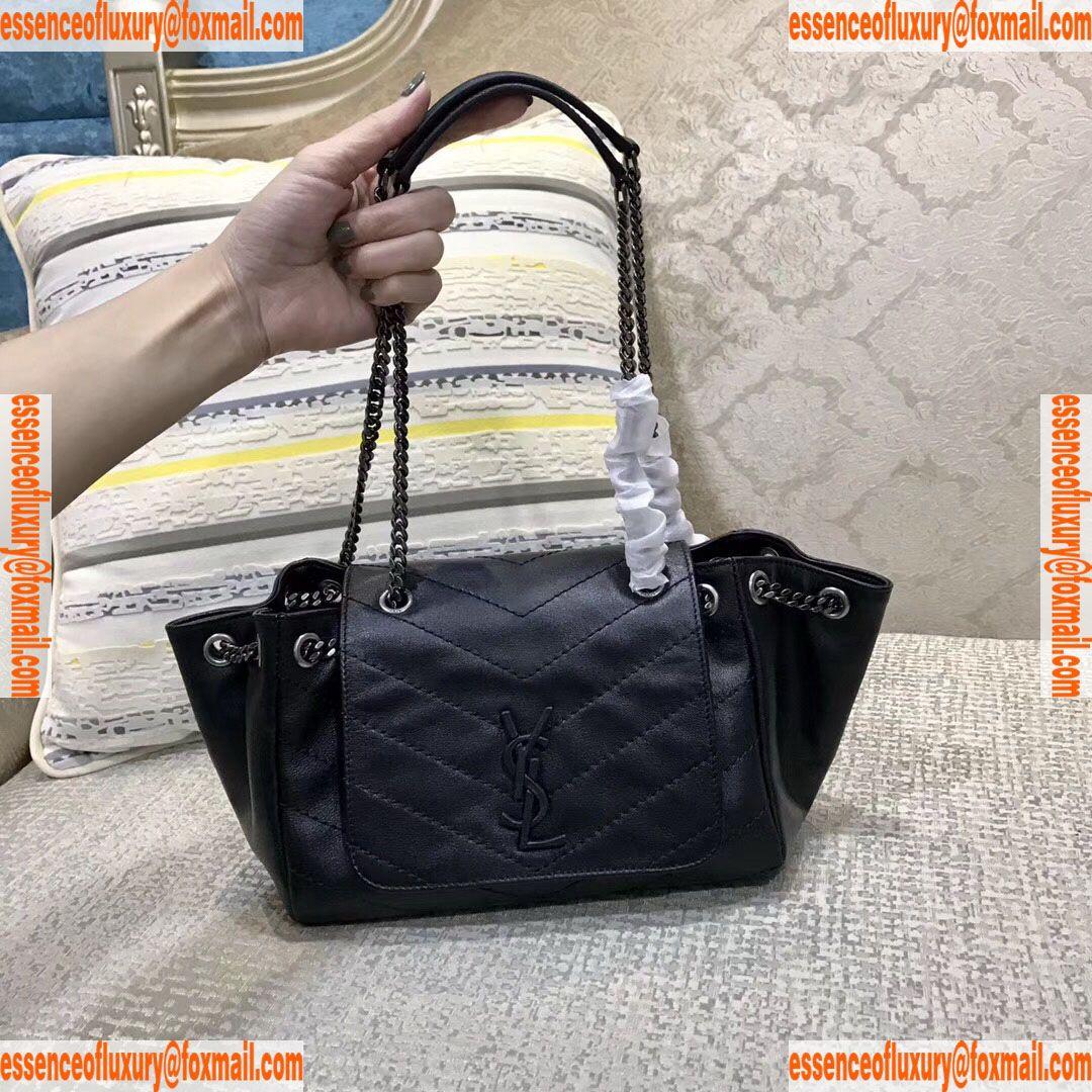baadb150bb1b Saint Laurent Nolita Niki Lambskin Shoulder Bag YSL Luxury Bags 554284  22x17x13CM A195PP780 AA84245