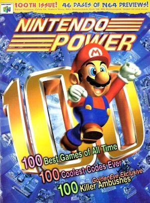 Nintendo Power : Free Texts : Download & Streaming : Internet
