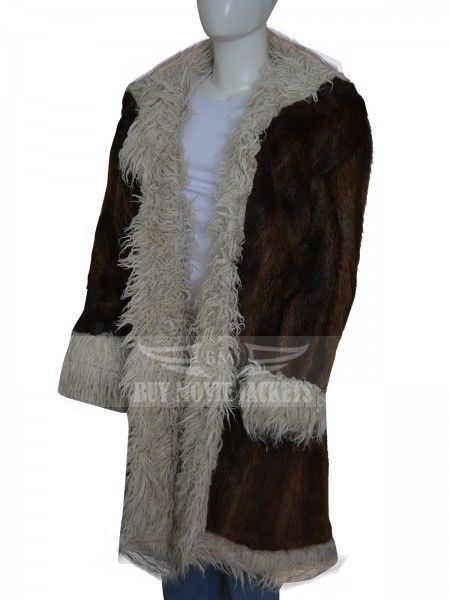 Beaver fur with wool collar coat by Gucci | Fashion and ...