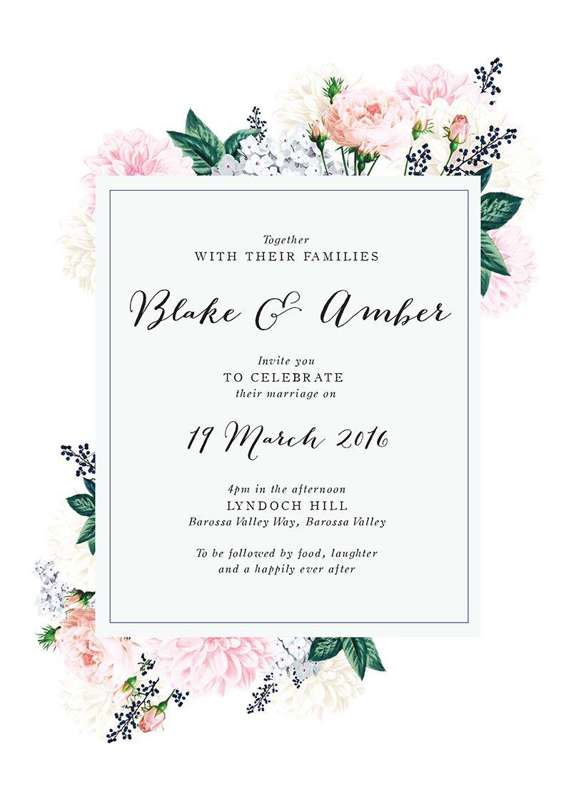 Online Wedding Invitations By