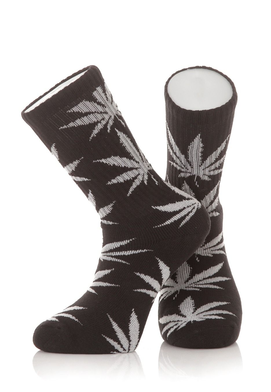 HUF - Glow In The Dark Plantlife - Socken - Official Merchandise Online Shop - Impericon.com
