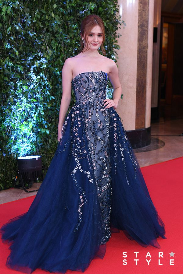 The 15 Best Dressed Celebrities at the ABSCBN Ball 2018