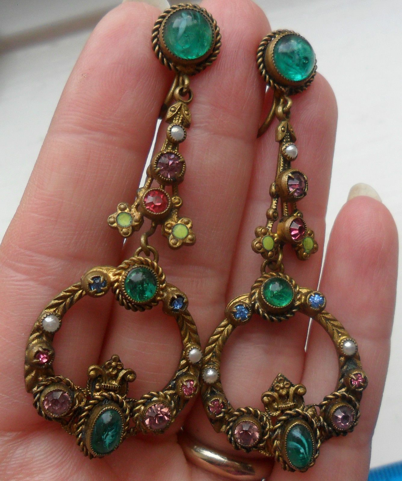 Vintage Costume Jewellery Art Deco