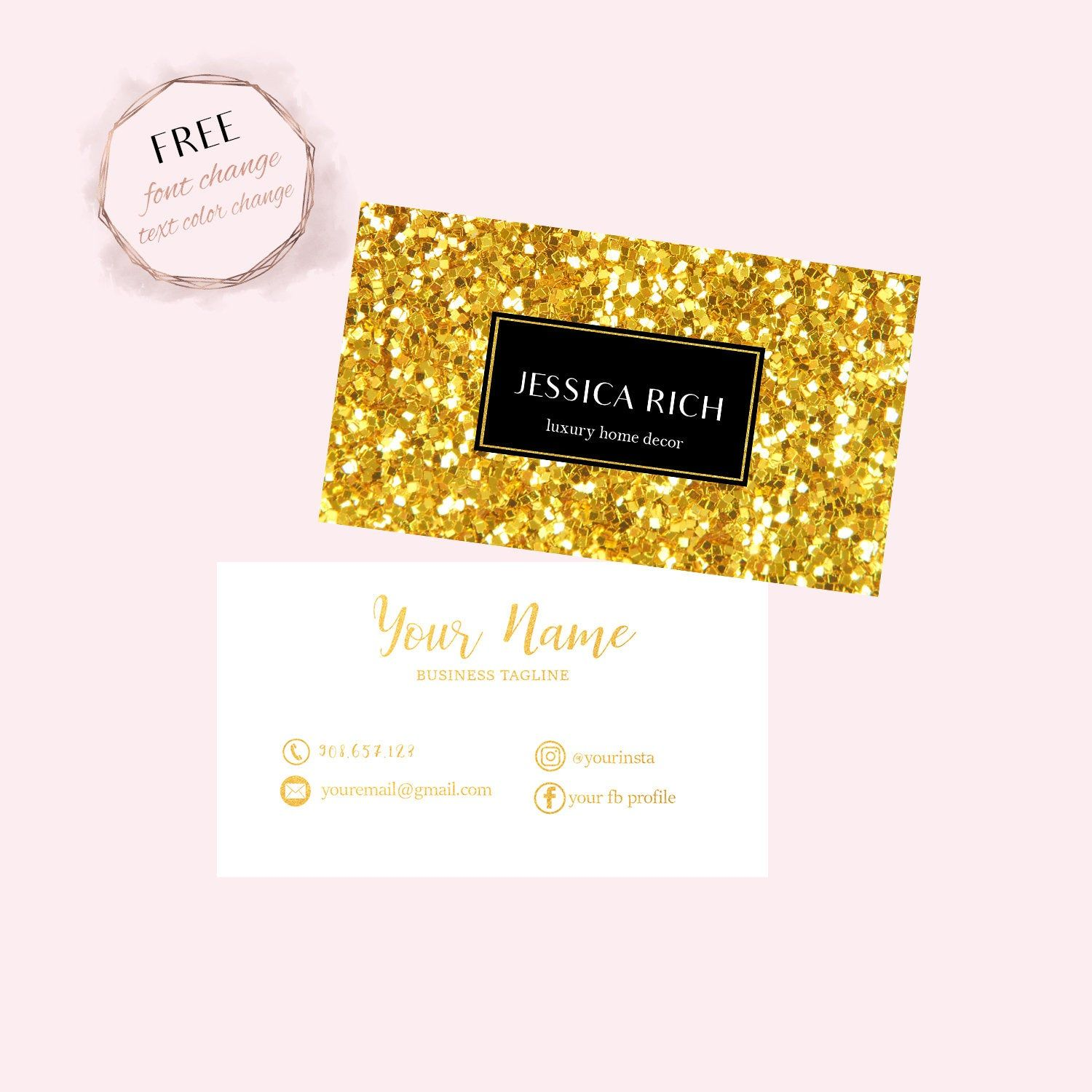 This Item Is Unavailable Etsy Jewelry Business Card Makeup Business Cards Interior Designer Business Card