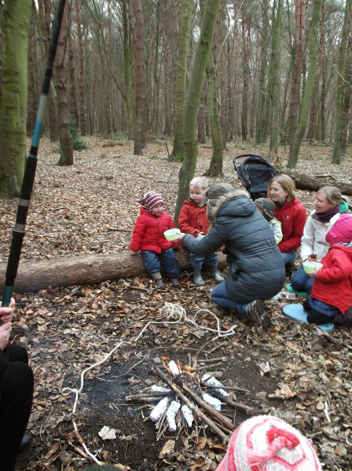 East Lothian Forest School Blog