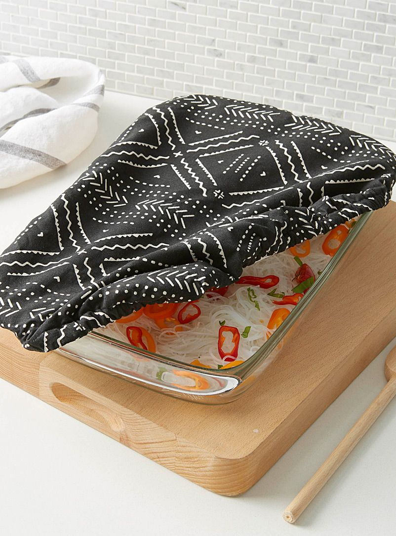 Pictogram baking dish cover danica chic and useful