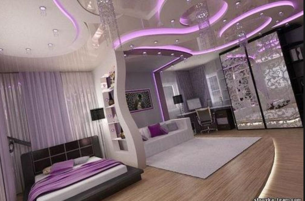 Cool purple bedrooms advise to wear in summer in 2019