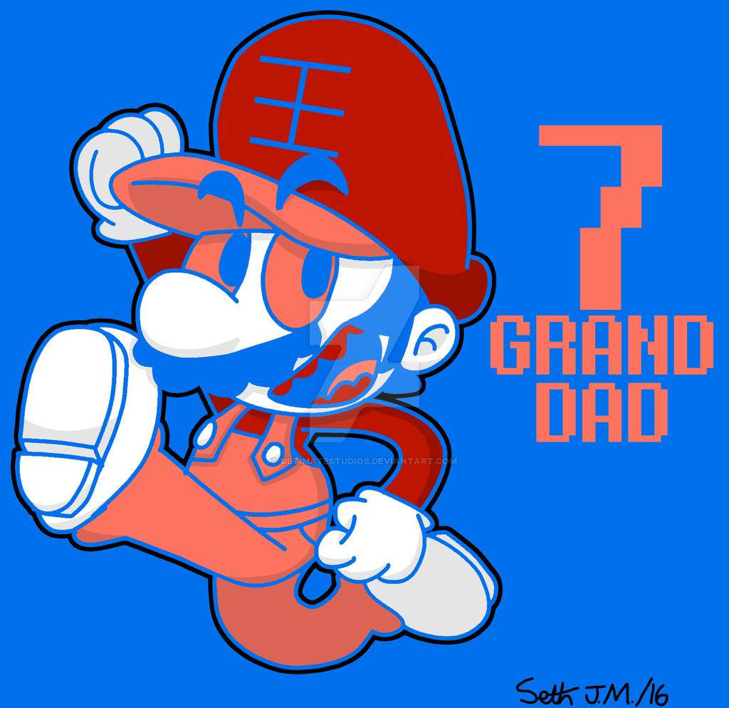 7 Grand Dad By Ultimatestudios On Deviantart Granddad Dads Grands