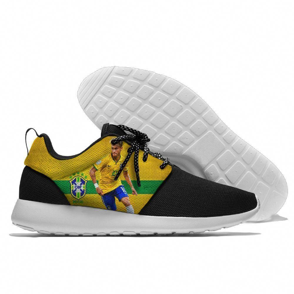 Customized Brazilian Football Star Neymar Lightweight Running Shoes 14cb4591a94