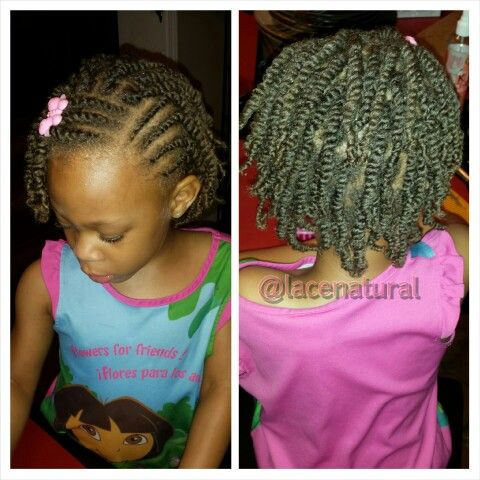 Pin By Bask Bloom Essentials On Natural Kids Hair Styles Little Girls Natural Hairstyles Natural Hair Styles