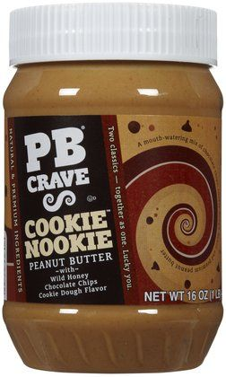 """11/17/14 . .  . tried PB Crave Cookie Nookie Peanut Butter for the first time tonight. All I can say is """"where have you been my whole life?"""""""