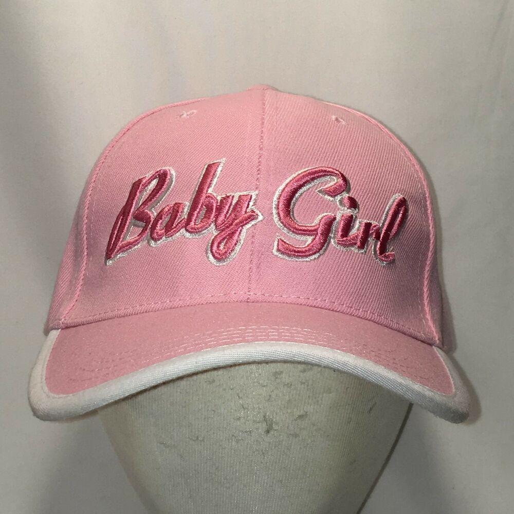 906262cf865 Baby Girl Hat Pink Baseball Cap Cute Fun Ladies Nicknames Womens Hats T111  J9125  BabyGirl