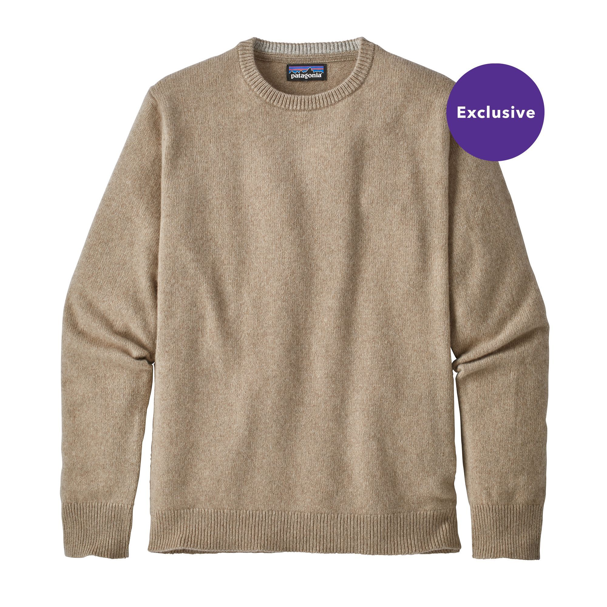 4edeb3ba23a Patagonia Men s Recycled Cashmere Crewneck Sweater
