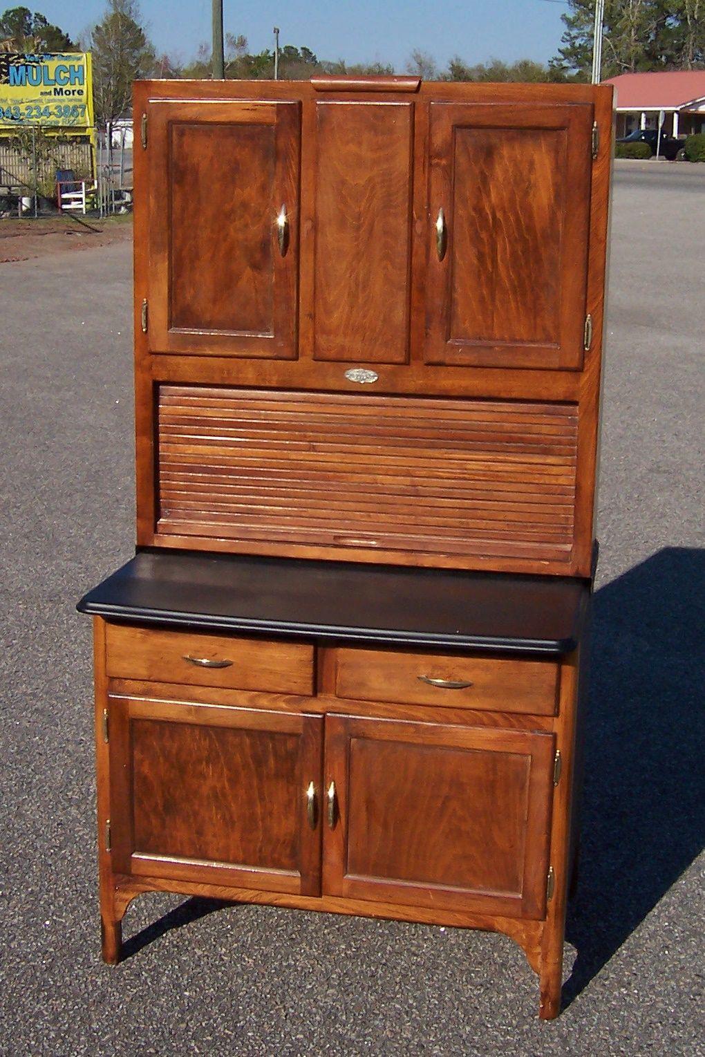Triple A Resale Antiques Sellers Hoosier Cabinet