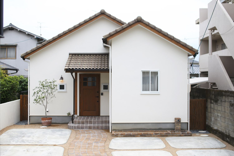 小さい家画像
