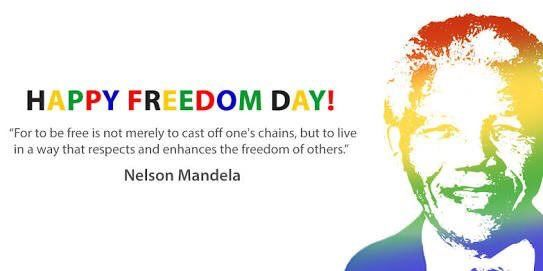Freedom Day South Africa Twitter Search Freedom Day South Africa Freedom Day Africa Quotes