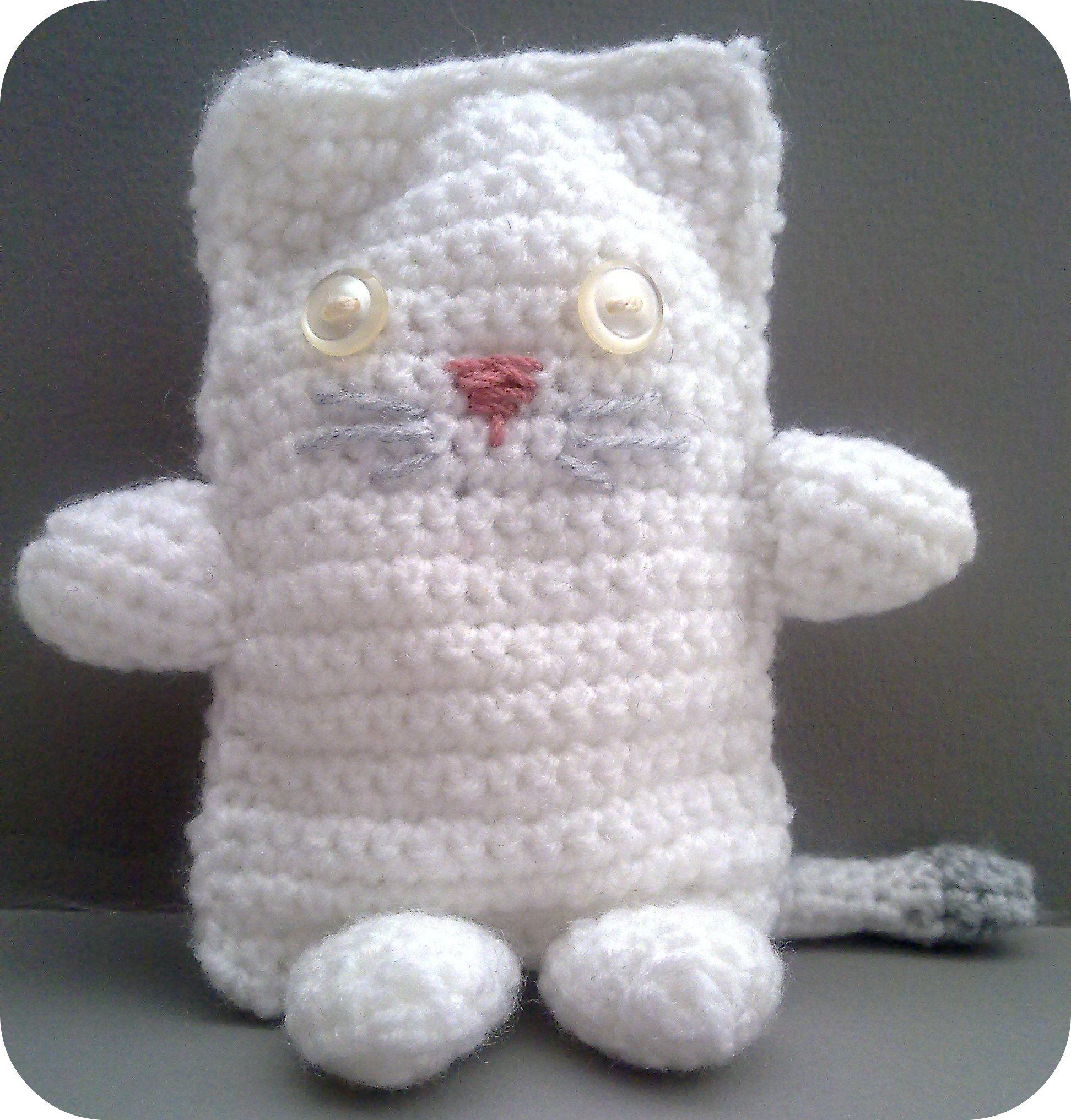 Amigurumi Cat (crochet)   amigurumi   Pinterest