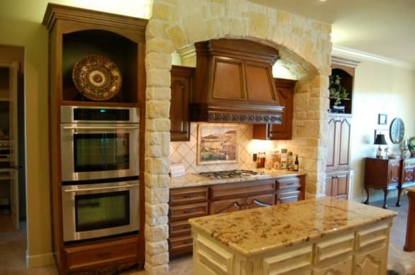 Perfect Double Oven Kitchen   Must Have
