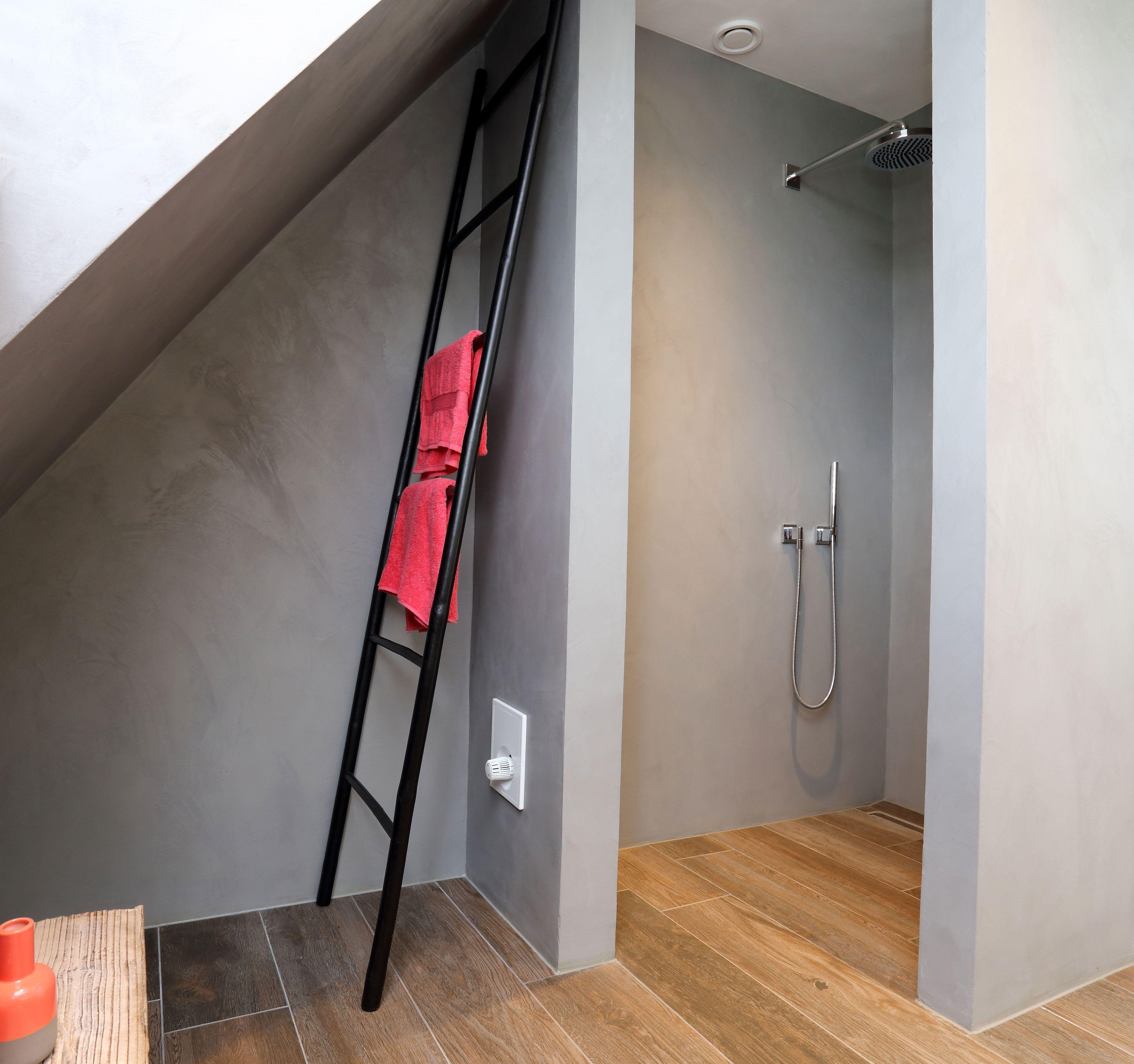 Voorbeeld van een gerealiseerde badkamer door Sanidrome het ...