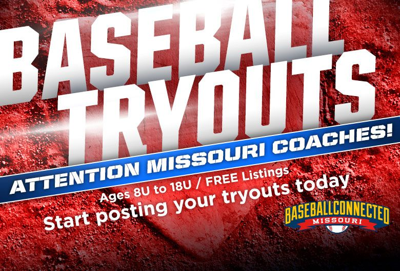 We Have It All For You Whether It Is A Listing Of Youth Baseball Teams Around The Kansas City Or St Louis Suburbs Tou In 2020 Missouri Travel Baseball Travel Team