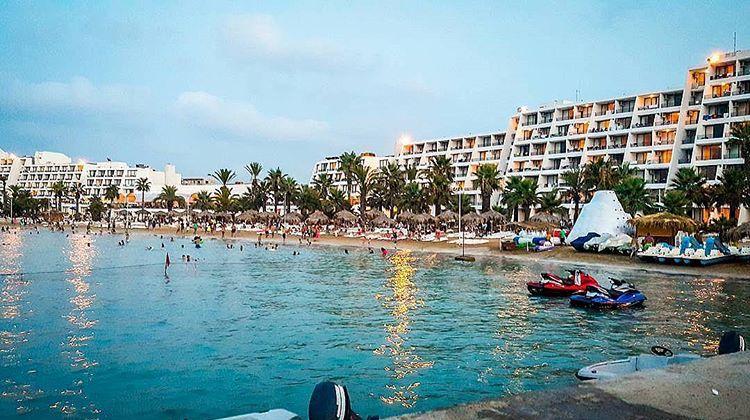 The Blue Beach Hotel In Latakia Beach Hotels Blue Beach Beach