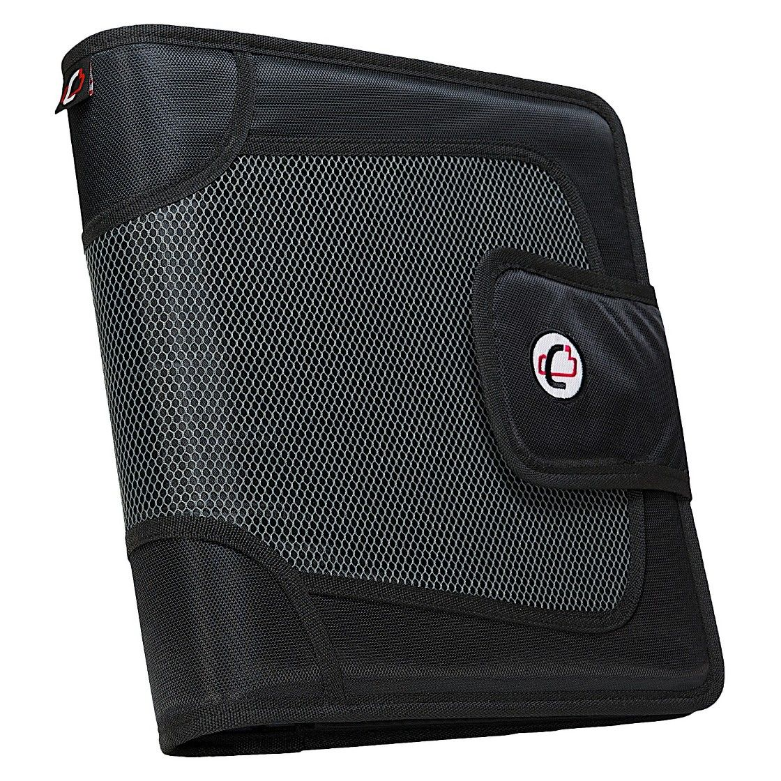 """Case It 2"""" Binder With Tabbed Closer"""