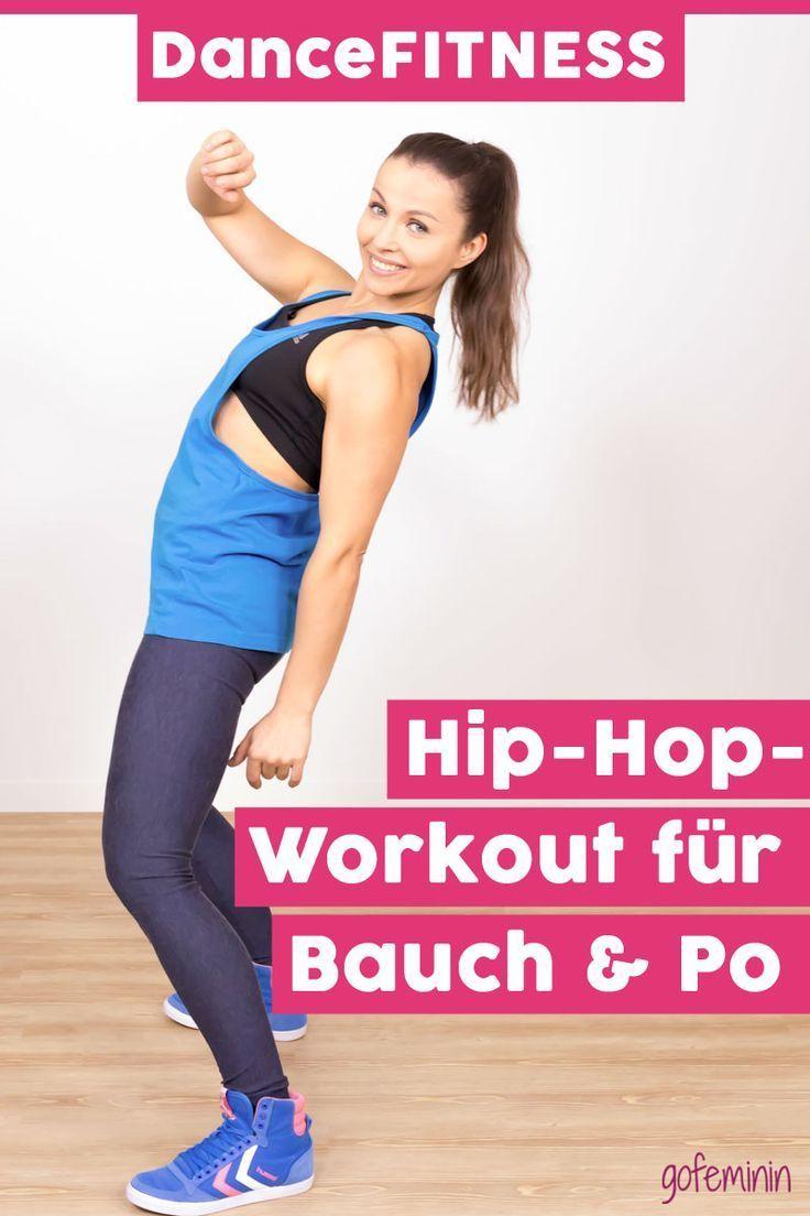 Hip-Hop-Training: Fitness-Mix für Bauch und Gesäß -  Endlich ein Workout für Bauch und Gesäß, das wi...