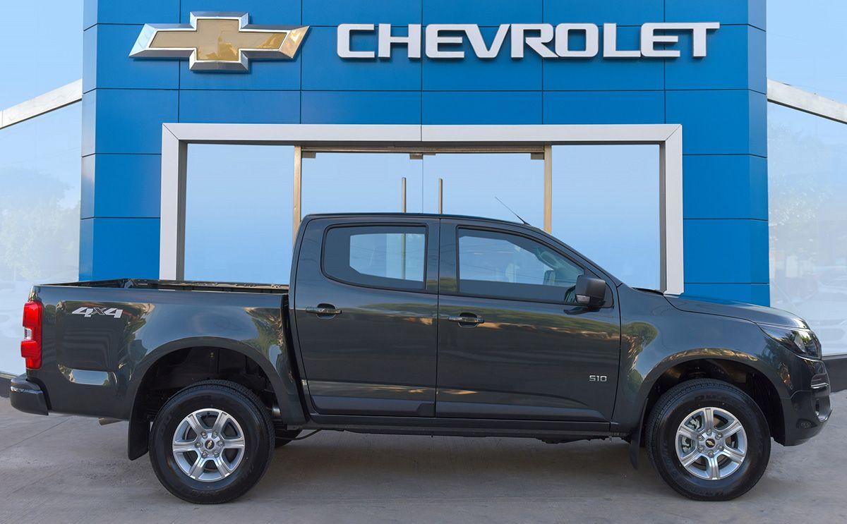 Lanzamiento Chevrolet S10 Lt 4x4 Automatica En 2020 4x4 Fotos