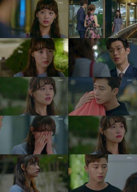 Drama Korea W Episode 7 : drama, korea, episode, Spoiler], Added, Episode, Captures, Korean, Drama, 'Fight, Fight, Kdrama,, Drama,